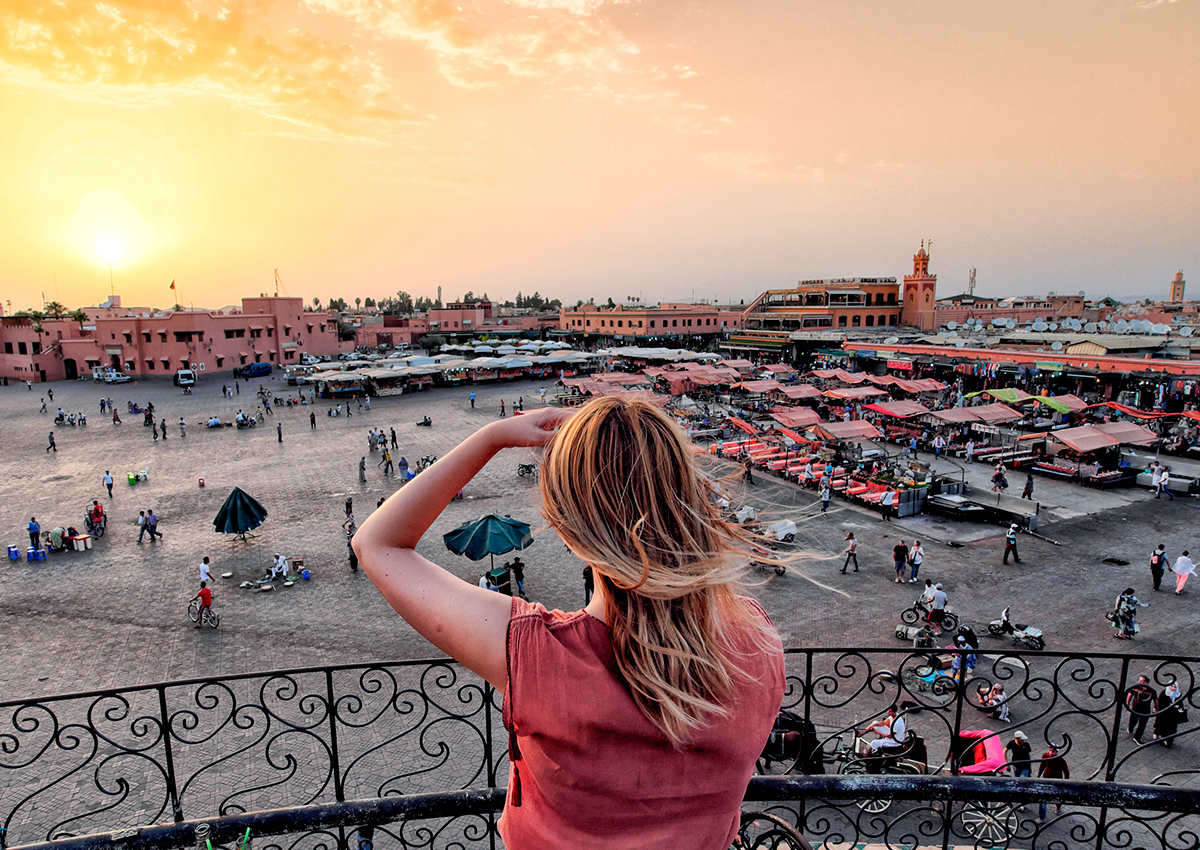 Marruecos al Completo (11 Días) inicio Casablanca - fin Marrakech